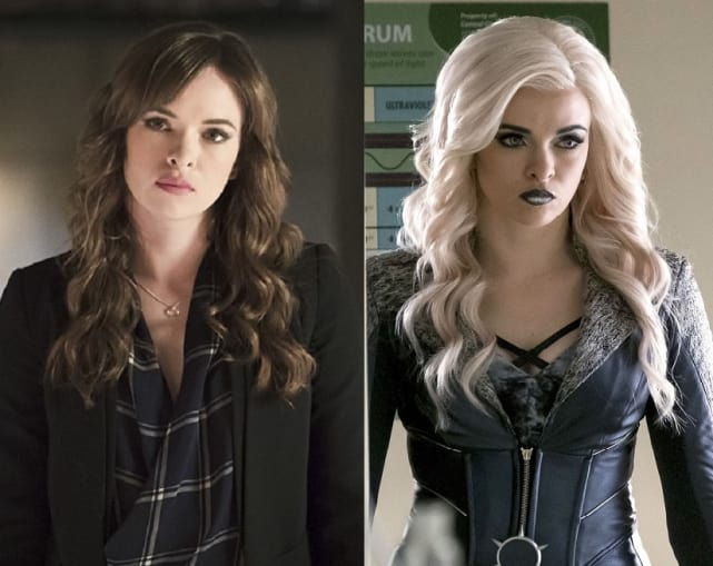 Caitlyn Snow/Killer Frost (The Flash)