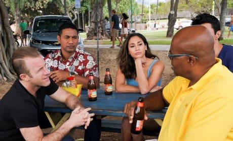 Abusing Junior Team Members - Hawaii Five-0 Season 9 Episode 23