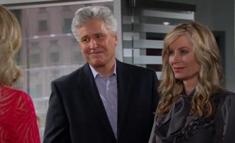 New Couple Alert - The Young and the Restless