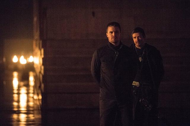 First Steps - Arrow Season 3 Episode 9