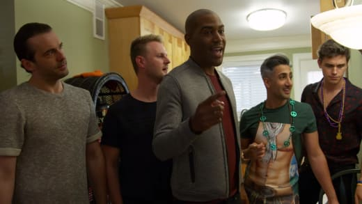 I Don't Have A Degree! - Queer Eye Season 2 Episode 6