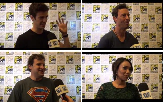 Grant gustin teases the flash season 2 barrys journey