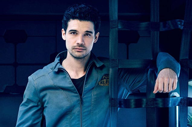 Steven Strait Profile: The Expanse Season 1 Cast Photos