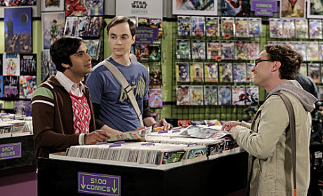 Big Bang Theory Boys