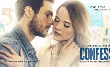 Confess Q&A: Katie Leclerc and Ryan Cooper Talk About the Hit Series