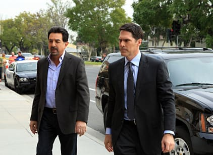 Watch Criminal Minds Season 6 Episode 22 Online