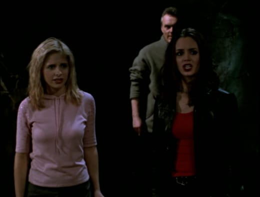 Jimmy Olsen - Buffy the Vampire Slayer Season 3 Episode 13