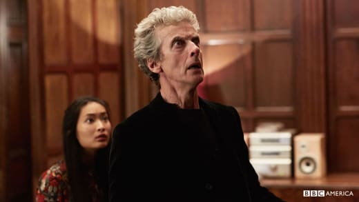 Not What They Seem - Doctor Who