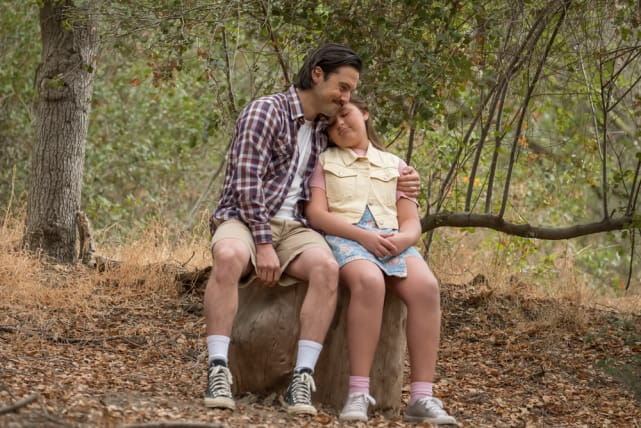 Dad Is Always There - This Is Us Season 2 Episode 11