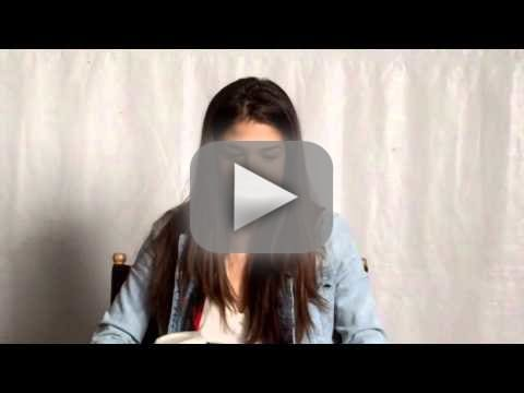 Marie Avgeropoulos Set Interview