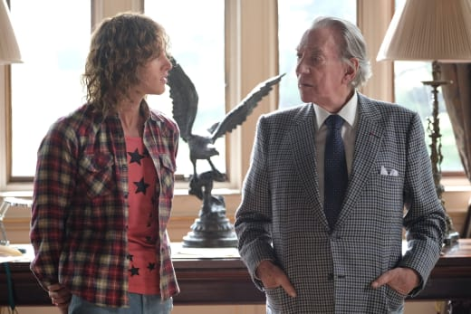 J. Paul Getty and his Grandson - Trust Season 1 Episode 1