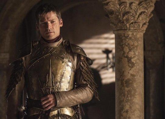 Jaime Lannister on GoT