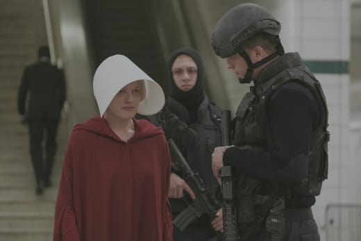 Go Without Me - The Handmaid's Tale Season 1 Episode 4