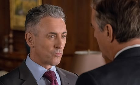 Targeting Peter - The Good Wife