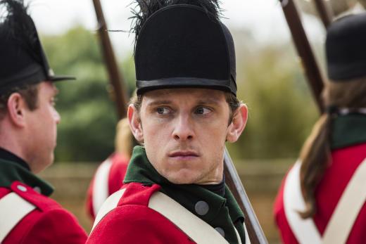 Pvt. woodhull - Turn: Washington's Spies Season 4 Episode 5