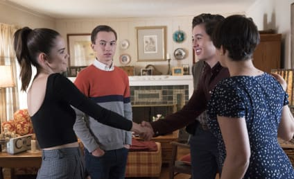The Fosters Season 5 Episode 16 Review: Giving Up the Ghost