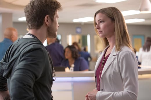 New 'Ship? - The Resident Season 1 Episode 1