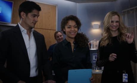 dr. reznick - The Good Doctor Season 1 Episode 14