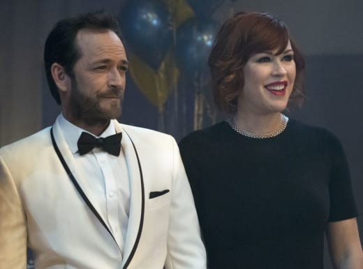 Reunion Couple - Riverdale Season 1 Episode 11