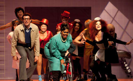 The Rocky Horror Glee Show: A Review