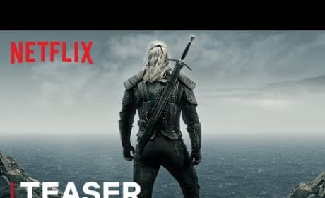 The Witcher Teaser Trailer Is Out and It's Hot!