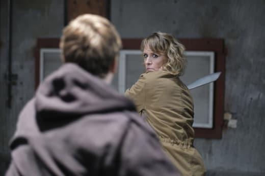 Mary tries again - Supernatural Season 12 Episode 14