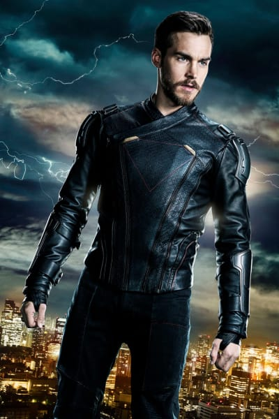 Mon-El -Legion of Superheroes Costume - Supergirl