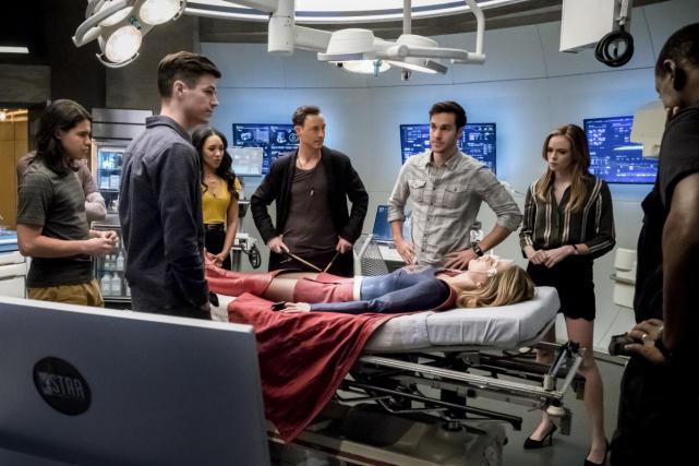 What now? - The Flash Season 3 Episode 17