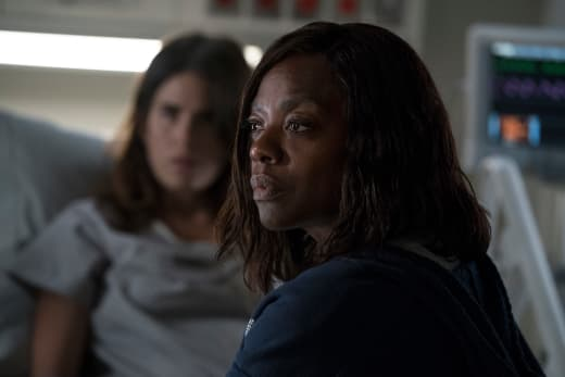 Still Not Amused - How to Get Away with Murder Season 4 Episode 9