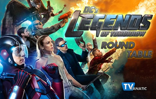 Legends of Tomorrow Round Table 660px