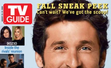 Patrick Dempsey in TV Guide Again!