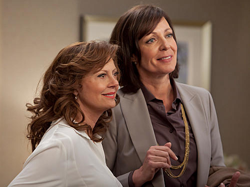 Allison Janney on The Big C