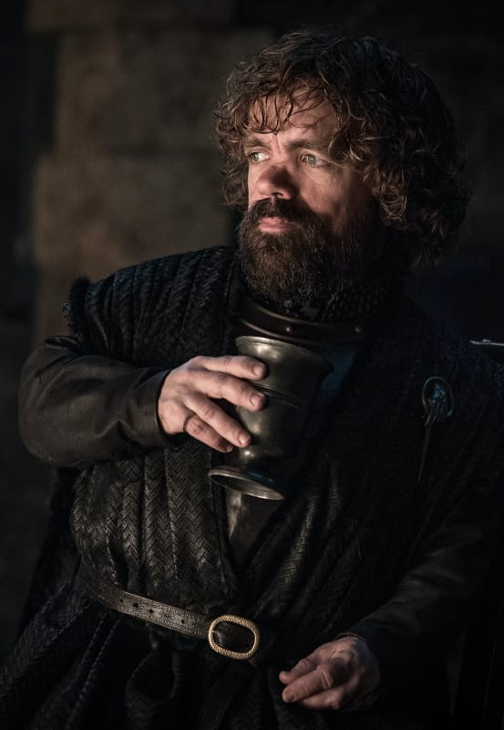 Having a Drink - Game of Thrones Season 8 Episode 2