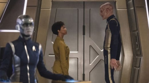 Meeting Again - Star Trek: Discovery Season 1 Episode 3