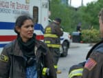 A Big Save - Chicago Fire