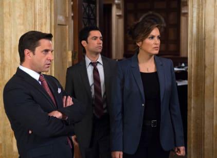 Watch Law & Order: SVU Season 14 Episode 8 Online