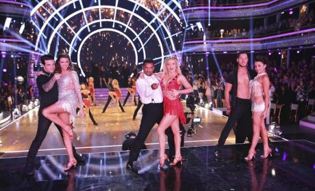 The Final Three Couples - Dancing With the Stars Season 19 Episode 14