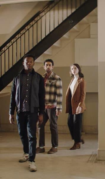 What's Behind the Door - God Friended Me Season 1 Episode 11