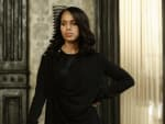 Peeved Olivia Pope - Scandal Season 4 Episode 18