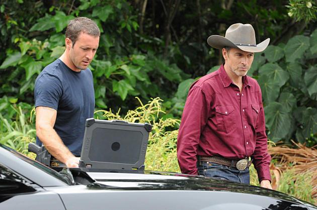 The Texas Ranger