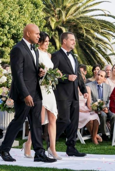 Here Comes the Bride - NCIS: Los Angeles Season 10 Episode 17