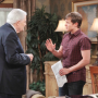 Victor Slams Will - Days of Our Lives