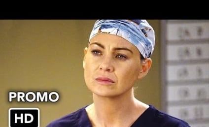 Grey's Anatomy Promo: Guns... Out?