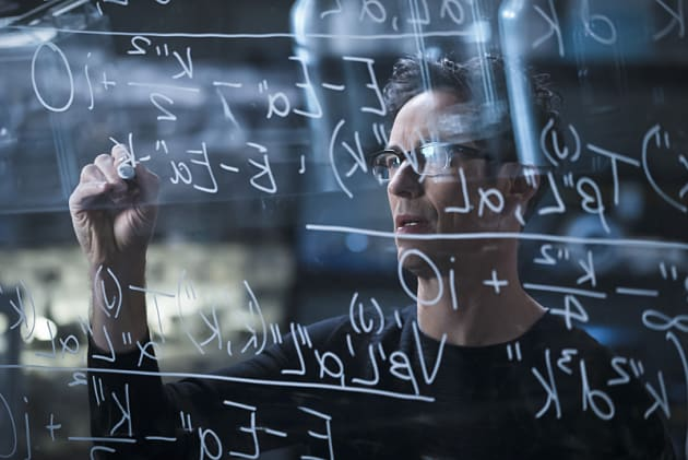 Calculations - The Flash Season 2 Episode 12