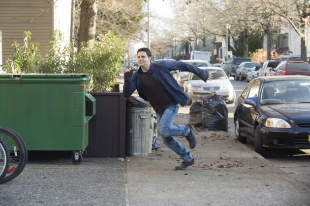 Stephen on the Run