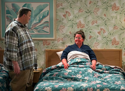 Watch Mike & Molly Season 3 Episode 18 Online