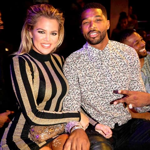 Khloé Met Tristan Thompson On A Blind Date