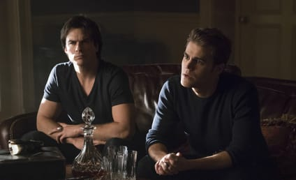 The Vampire Diaries Season 8: Premiere Title Revealed!
