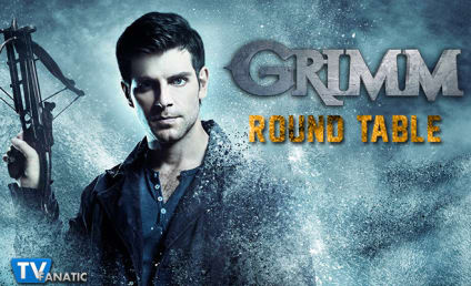Grimm Round Table: Hauntings and Witches, Oh My!