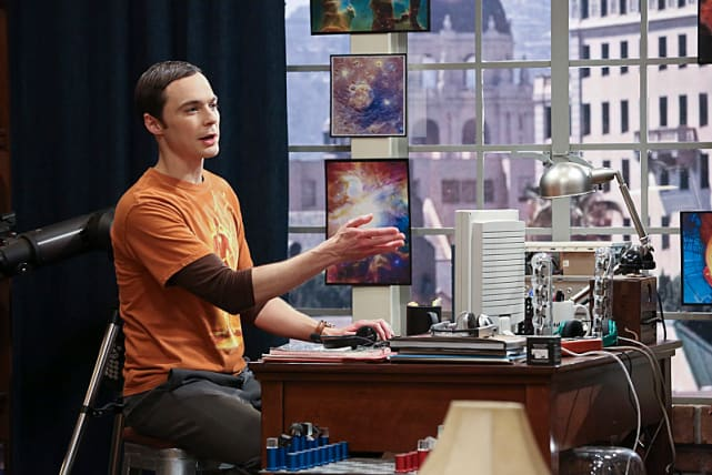 The Big Bang Theory (September 21)